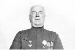 Ветеран Иван Ананьев не успел получить награды.