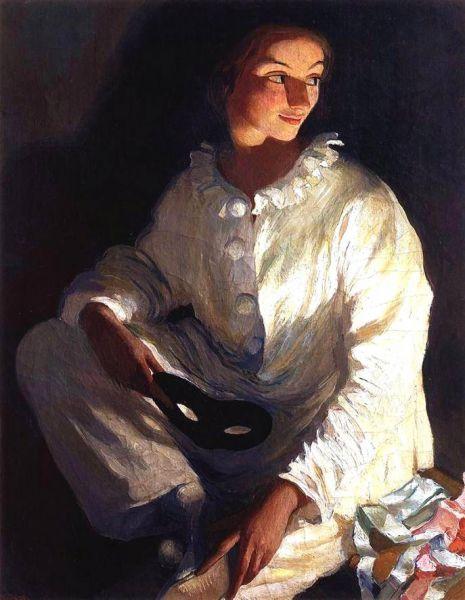 Стать художником Зинаиде Серебряковой было просто предначертано судьбой. Она родилась в одной из наиболее прославленных искусством семей Бенуа-Лансере. Её дед Николай Бенуа был знаменитым архитектором, отец – Евгений Лансере — известным скульптором, а мать Екатерина Николаевна в молодости была художником-графиком.