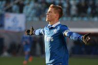 Игрок «Динамо» Александр Кокорин.