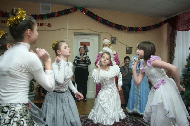 «Стань Дедом Морозом» - наша традиционная новогодняя акция.