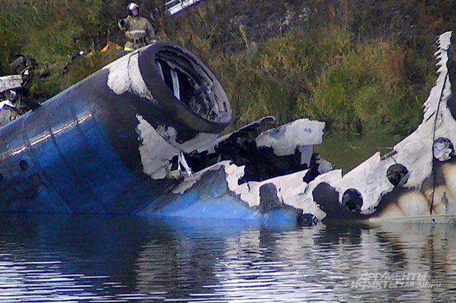 Трагедия под Ярославлем произошла 7 сентября 2011 года.