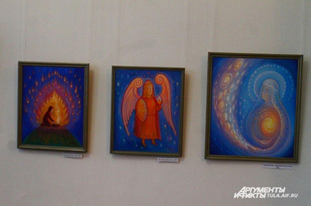 Рисунки, выполненные детьми, словно портал в доброе прошлое