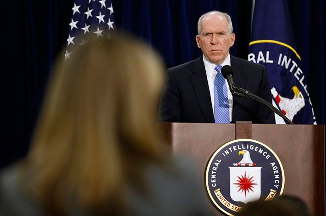 Директор ЦРУ Джон Бреннан.
