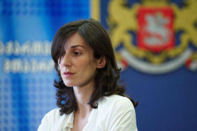 Екатерина Згуладзе