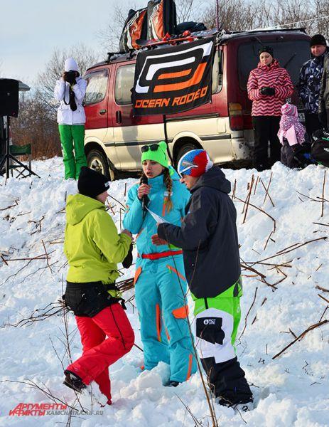 В кайтеры «посвящаются» все, вступившие в команду «Kite team Kamchatka» в 2014 году.