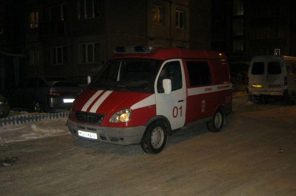 Взрыв в жилом доме в Советском округе Омска.