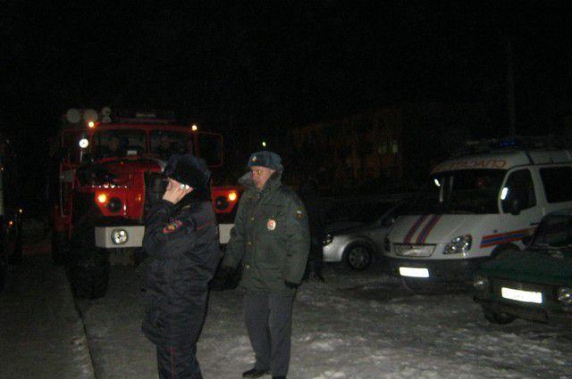 В жилом доме Омска произошел взрыв бытового газа.