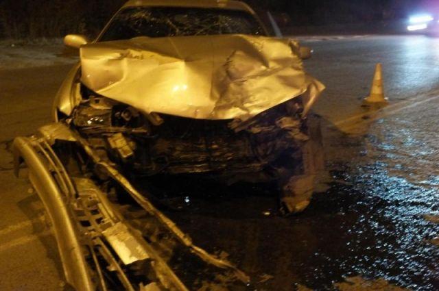 Дело об аварии на Ленинградском мосту будет рассматриваться в суде.