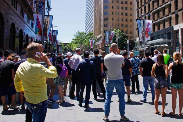 Из Сиднея в целях безопасности эвакуировали генконсульство США.