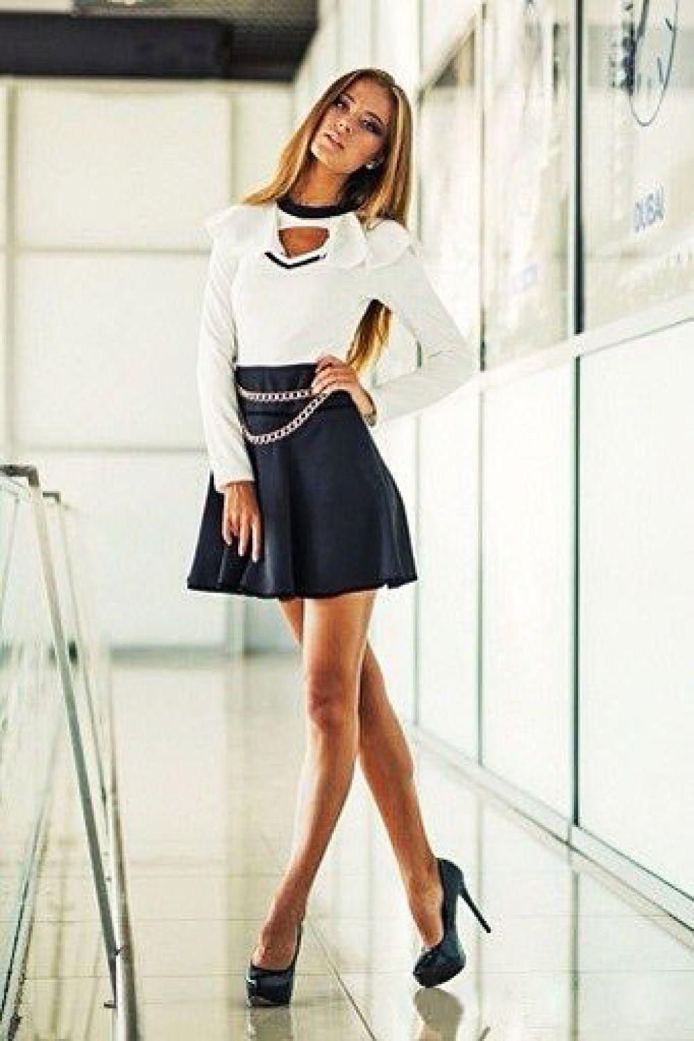 Диане Гаркуше нравятся изысканные платья за возможность почувствовать себя принцессой