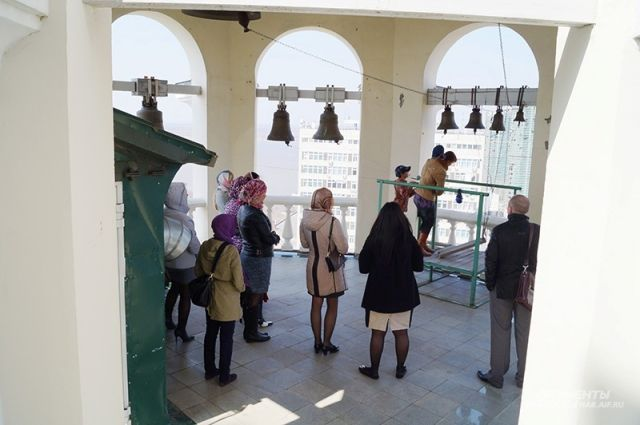 Звонница Спасо-Преображенского собора
