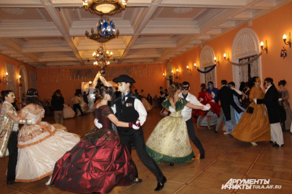 Богемская полька - любимейший и долгожданный танец на всех балах.