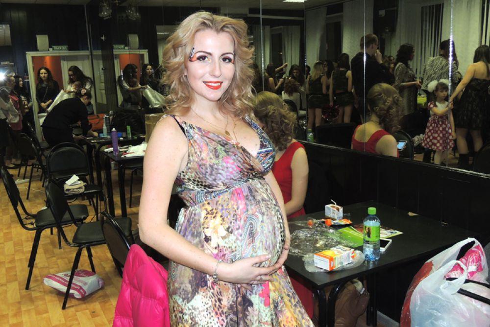 Анастасия Киселева точно знает, что ее дочку будут звать Ульяной.
