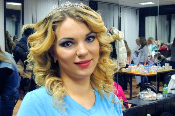 Мария Царева принимает участие в конкурсе впервые.