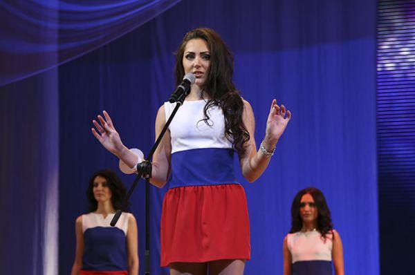 Виолетта Чиковани из Волгоградской области
