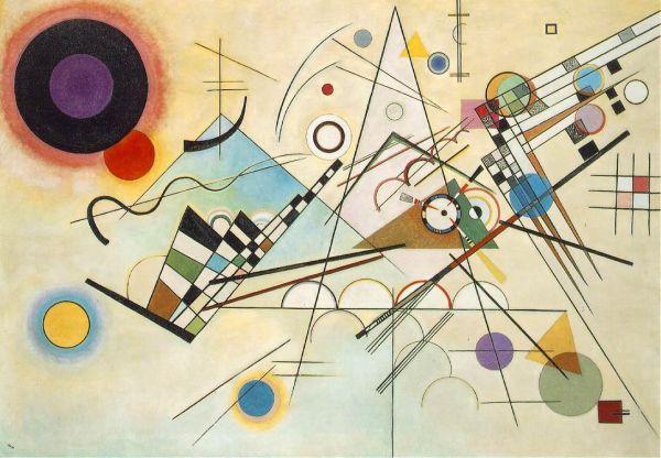 Впрочем, активность художника не находит понимания у советских властей, в связи с чем в 1921 году он возвращается в Мюнхен. В этот период он также создаёт ряд значительных работ, позже ставших «визитной карточкой» абстракционизма.
