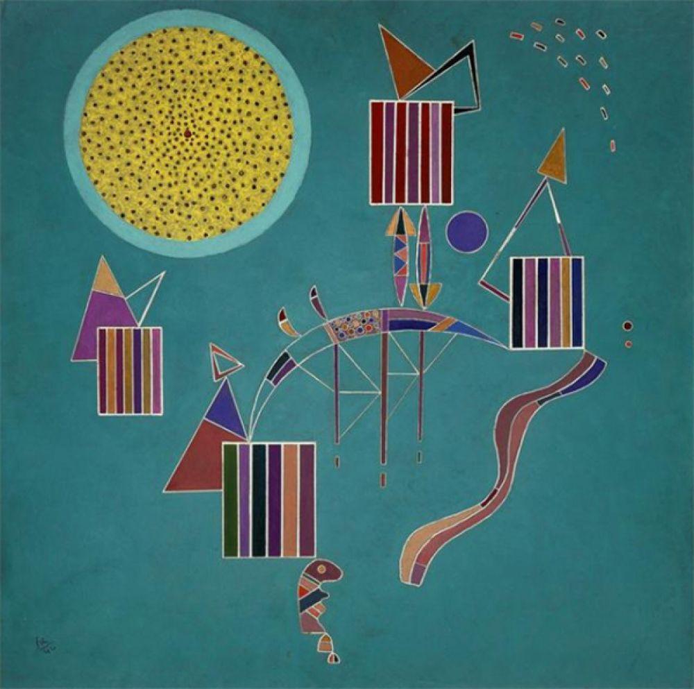 В 1933 году Василий Кандинский принял французское гражданство. Пятью годами позже художник скончался, не дожив трёх дней до своего 78-летия.