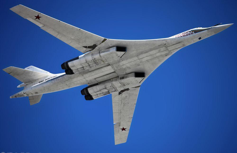 Ту-160 является обладателем 44 мировых рекордов.