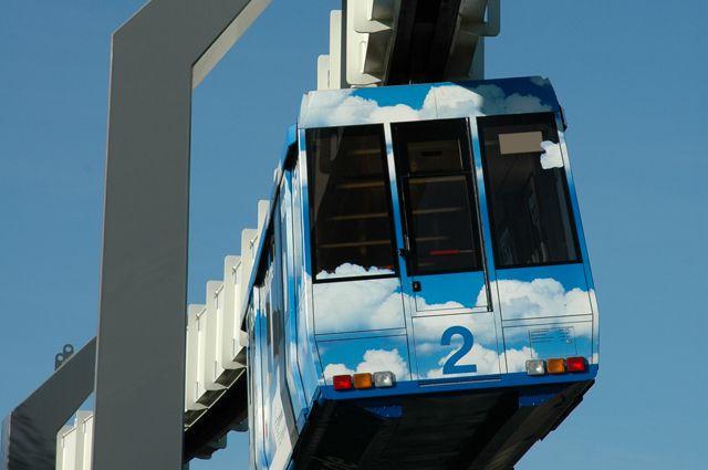Транспортную доступность «Ильинское-Усово» обеспечит надземная транспортная система «Стрела».