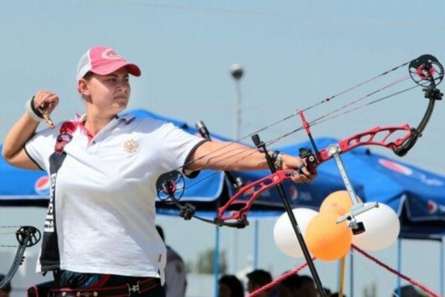 Наталья Авдеева выступает в составе сборной России.
