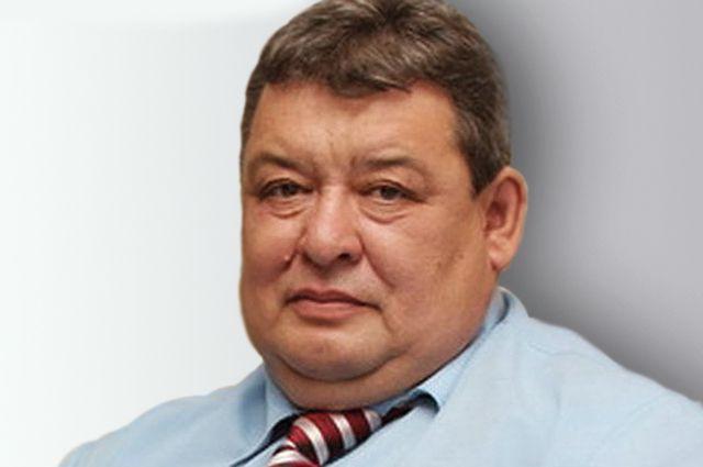 Олег Боровский.