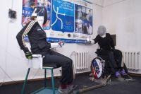 В омском паралимпийском центре готовят чемпионов.