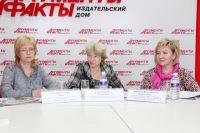 Ольга Лебедь, Елена Голенецкая и Вероника Войцеховская