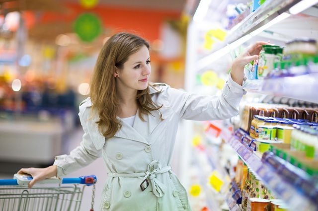 Продукты в омских магазинах за последнюю неделю изрядно подорожали.