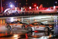 В Эмиратах был установлен мировой рекорд по непрерывному дрифту