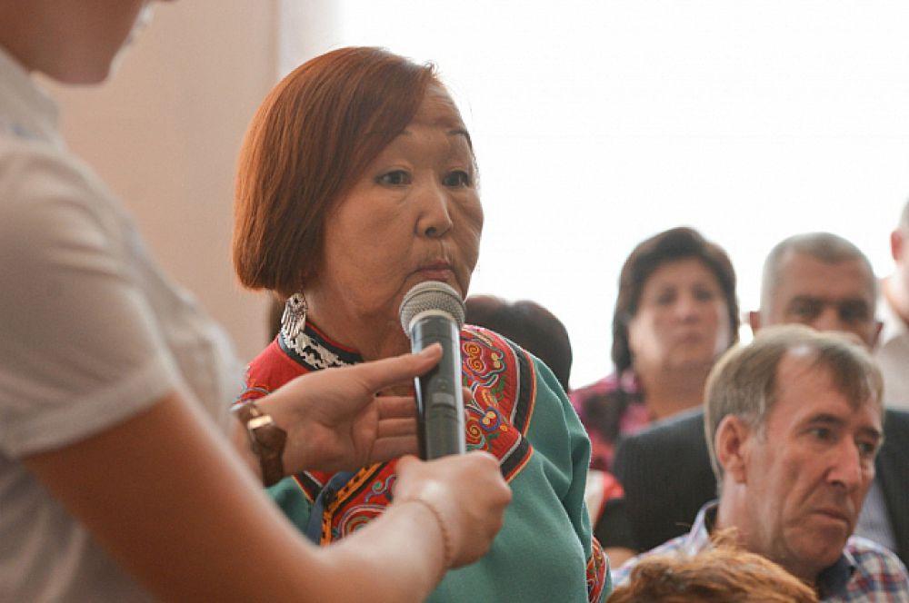 В Красноармейском районе решали проблемы коренных народов.