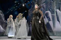 Отрывок из генеральной репетиции оперного спектакля «История Кая и Герды» на сцене Государственного Академического Большого театра.