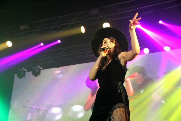 Концерт Джамалы в Киеве