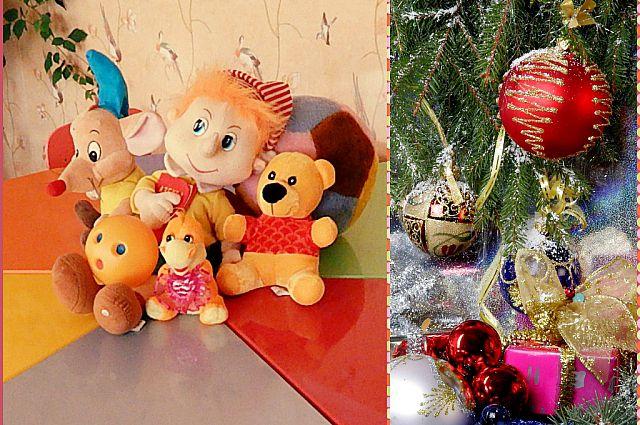 О подарках дети мечтают разных, но все они верят в новогоднее чудо.