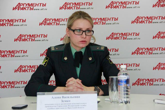 Алена Земко