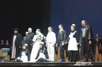 «Иоланта» на сцене Приморского театра оперы и балета.