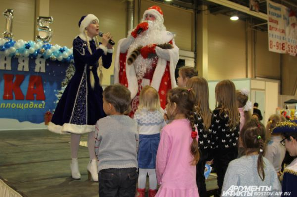 Профессиональный конкурс мастерства для актеров, исполняющих роли Деда Мороза и Снегурочки, стал традиционным для города и прошел во второй раз.