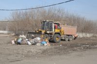 Проблема мусора остро стоит перед властями Омска.