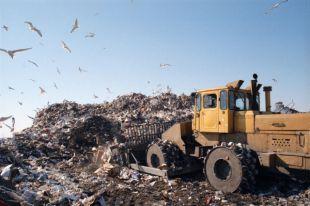 Городские мусорные свалки вынесли за территорию Омска