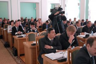 Депутаты горсовета предлагают усовершенствовать структуру омской мэрии