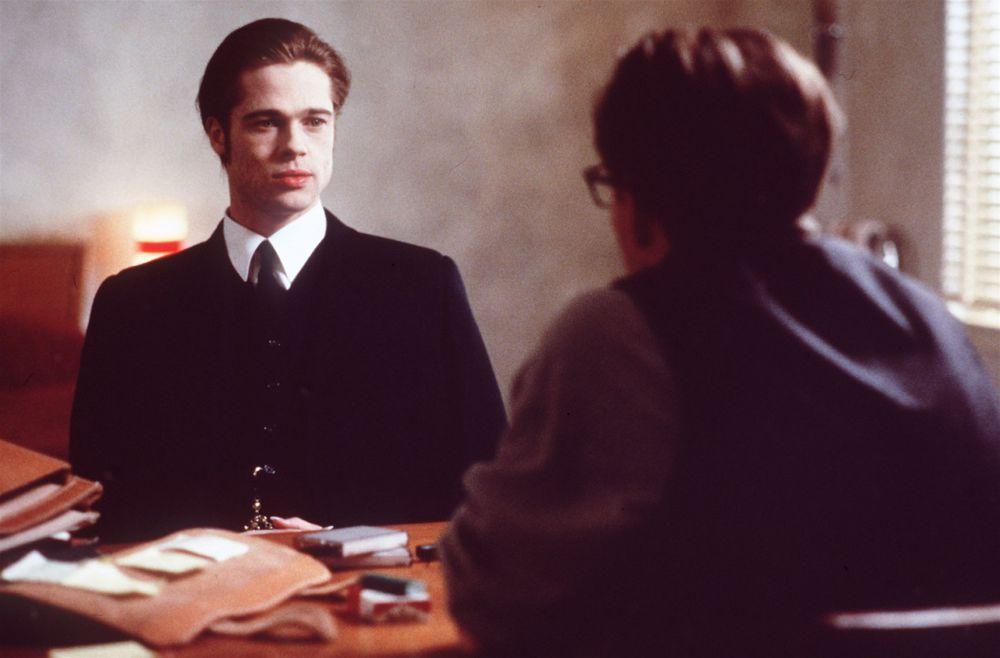 1994 год. Брэд Питт согласился на предложение сняться в мистической драме «Интервью с вампиром»