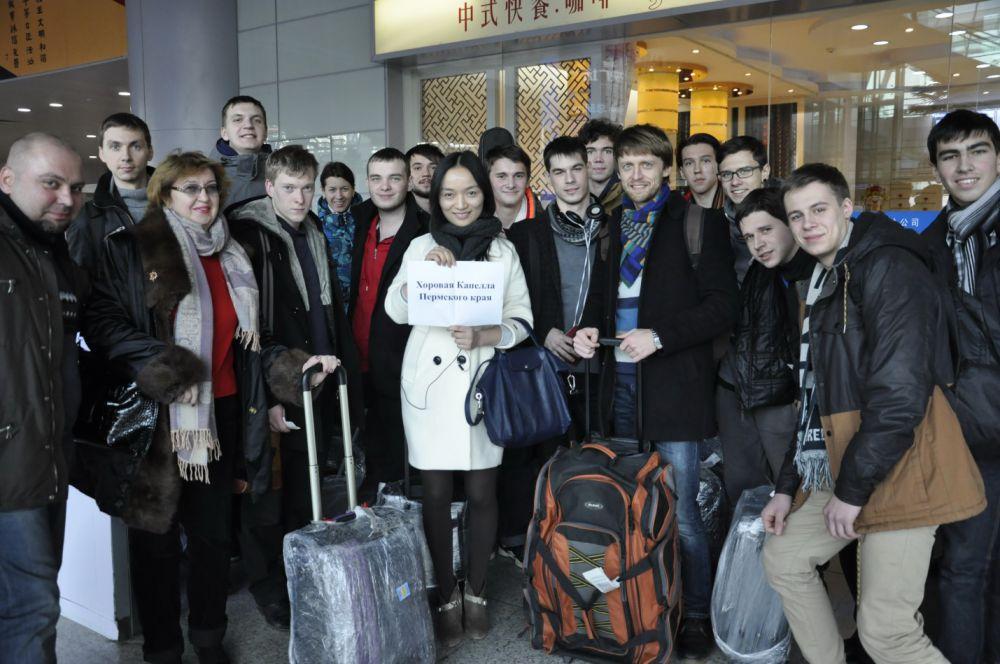 Пермские капелланы приземлились в аэропорту гигантского мегаполиса Хэфэя, одного из самых древних городов Китая. И – будто попали в другую вселенную.