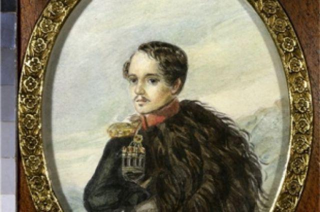 Михаил Лермонтов.