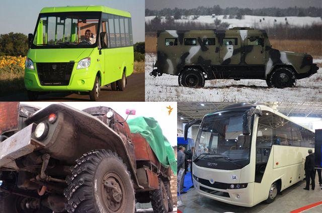 Новинки украинского автопрома