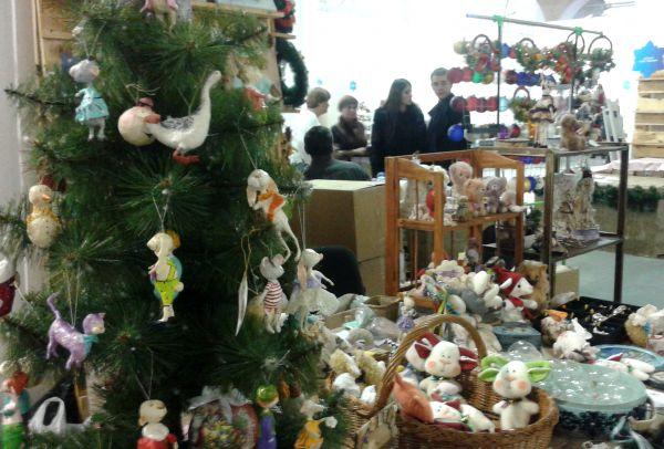 «Рождественский  Арсенал» в Киеве