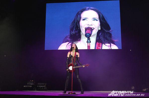 В октябре Наталия Орейро выпустит новый диск, где будут песни и на русском языке.
