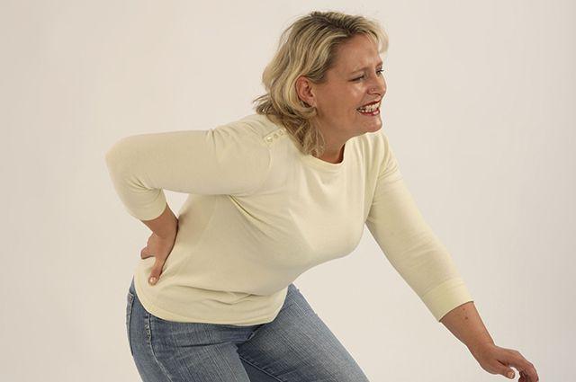 Какие упражнения на фитболе можно выполнять при остеохондрозе