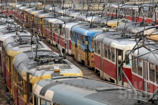 Забастовка трамвайщиков