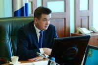 Владимир Миклушевский на заседании по госпрограммам.