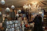 Новогодняя ярмарка откроется в Ленинском округе.