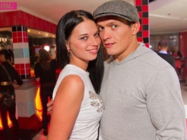 Александр и Екатерина Усик